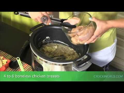 Crockin' Girls: Angel Chicken