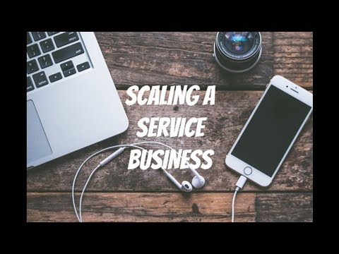 How to Scale a Service Business: From Idea to $400k in Monthly Recurring Revenue