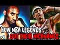 How 7 NBA LEGENDS Got Their FAMOUS NICKNAMES