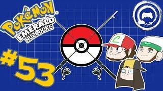 Pokemon Emerald NUZLOCKE Part 53 | TFS Plays