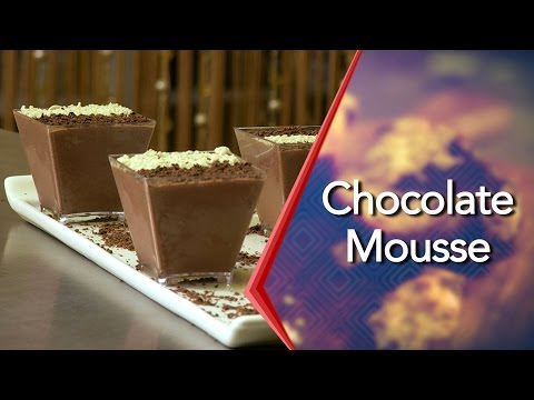 How To Make Eggless Chocolate Mousse