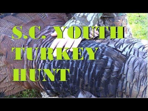 South Carolina Youth Turkey Hunt