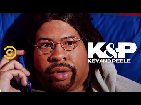 Wendell's Broken Superman Bed - Key & Peele