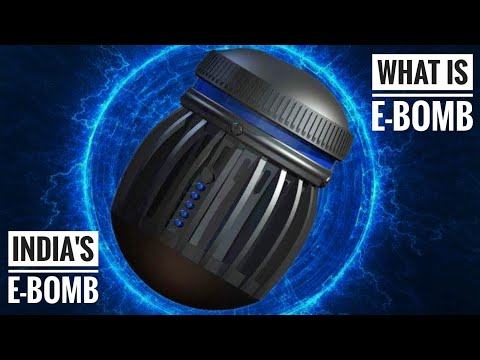 What Is E-Bomb? Does India Have An E-Bomb (Electromagnetic Bomb)? Explained (Hindi)