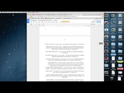 Edit Word doc in google drive