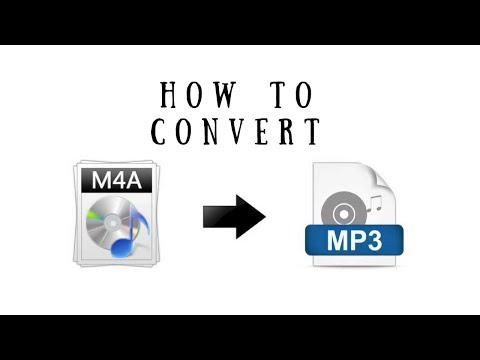 How to Convert Audio Files ( M4A to MP3 ) on Mac - Detailed Guide