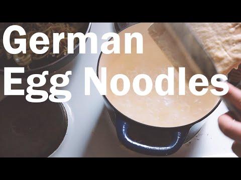 Käsespätzle - German Egg Noodle and Cheese Dish | Flavor Lab