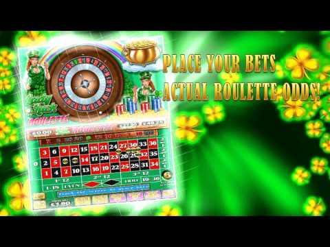 Lady Luck Roulette Game Design - Gaming Development & Flash Game Design By Reflex Gaming