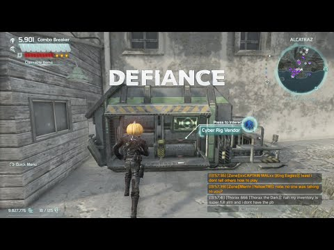 Defiance 101 - How to Get and Spend Silicon Shards
