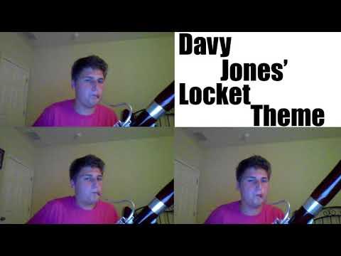 Davy Jones' Theme Bassoon Multi Track