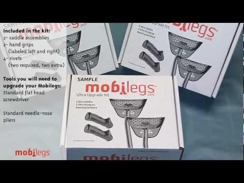 Mobilegs Upgrade Kit Installation