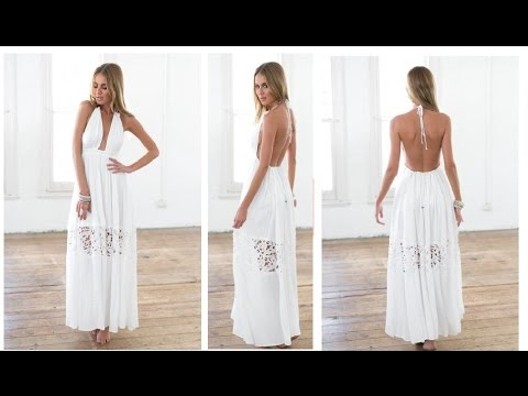 How To Make A Maxi Dress I  Sewing for beginners I GIVEAWAY CLOSED