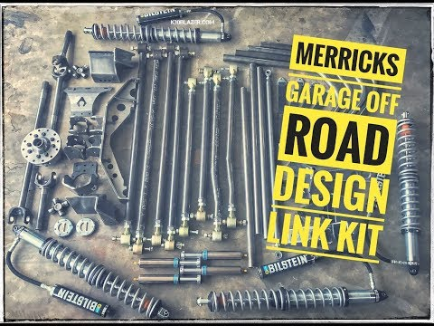 Merricks Garage - Off Road Design Link Kit