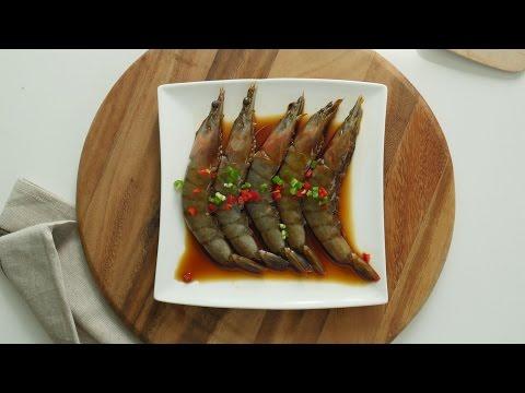 밥도둑 그녀석~[ 새우장만들기: Soy Sauce Marinated Shrimp]반찬만들기#34 korean food  [그녀의요리 : hercooking]