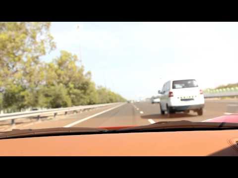 Abu Dhabi to Dubai - Maxxing the Ferrari 458 Spider