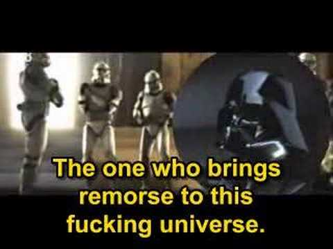Star Wars gangsta rap 2 with Subtitles and Lyrics