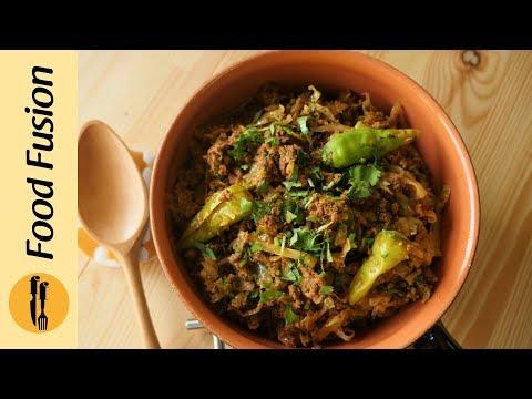 Band Gobi Keema Recipe By Food Fusion