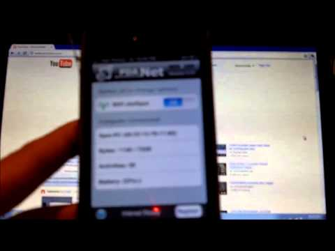 How to Get Free Internet Tethering iPhone 3gs/4/3g + iPad 2/1