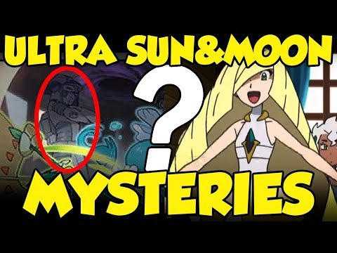 Pokemon Ultra Sun and Ultra Moon SECRETS!