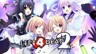 Anime Girls VS Zombies! Left 4 Dead 2 (NSFW) - PakVim net HD