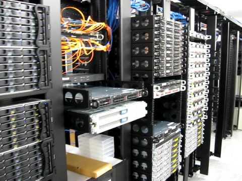 Open University Linux Server Cluster