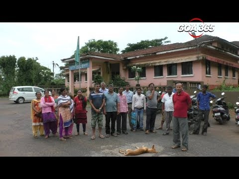 GOA 365 - Veroda residents upset over NH17 widening; file police complaint