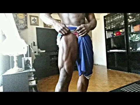 Crazy Leg Workout - NO Equipment Needed
