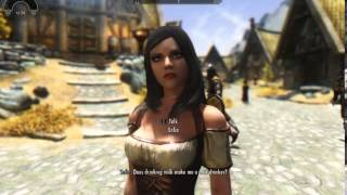 Skyrim: Sofia Follower Mod: Marriage