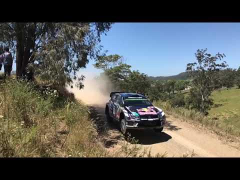 Rally Australia 2016 Day 1 Highlights