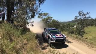 Rally Australia 2016 Day 1 Highlights