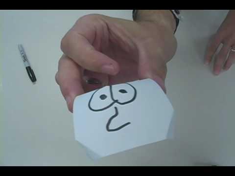 Make a Paper Puppet!