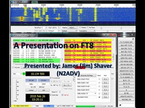 Work the World with WSJT-X - Dr  Joe Taylor