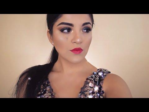 GRWM: Holiday Glam Makeup Tutorial