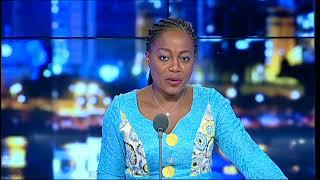 Le 23 heures de RTI 1 du 22 février 2018 par Michelle Mambo