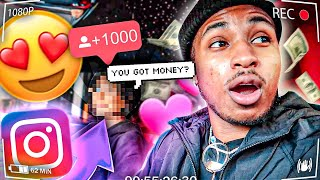 I TOOK A GOLD DIGGING IG MODEL TO MY $2 MILLION MANSION AND THIS HAPPENED!! **I can't believe it**
