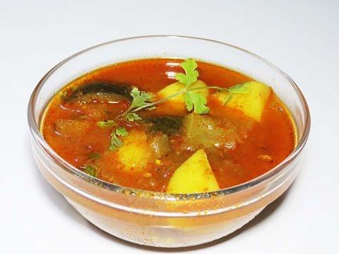 Aloo Baingan  ki Sabzi ( Without Garlic and Onion) | आलू बैंगन की सब्जी बिना प्याज़ लहसुन के