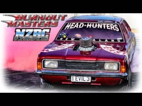 Angry Mk3 Cortina   NZBC Grand Final