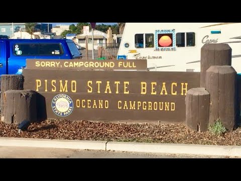 Pismo Beach Camping Information