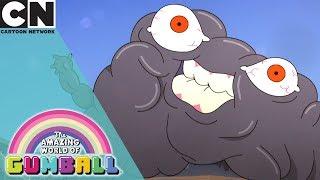 The Amazing World of Gumball | Gumballs Weirdest Transformations | Cartoon Network