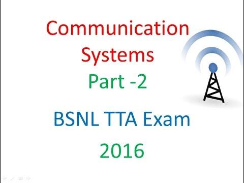 Communication System  digital  communication Part-2