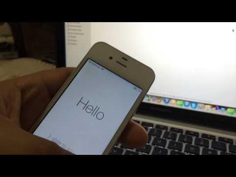 Service to Fix iPhone Activation Error