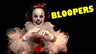It (2017) Review Bloopers