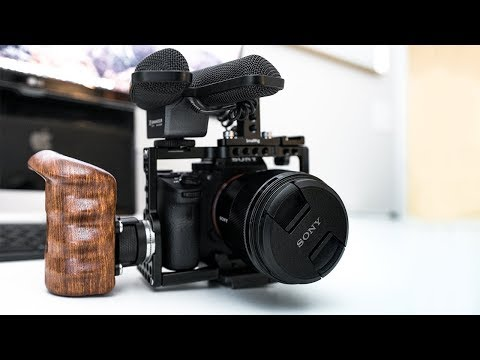 Sony A7iii - Best Accessories 2018!