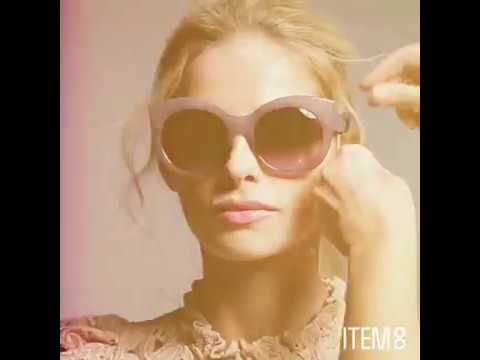 Item 8 Sunglasses - Be Who You Want To Be