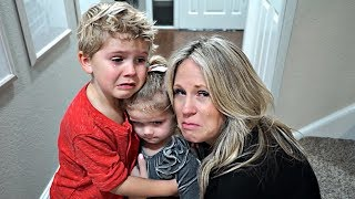 Our family is splitting up (very emotional)