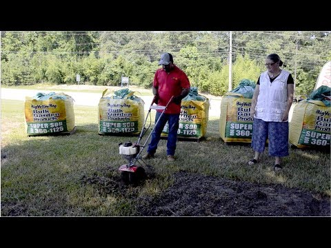 Preparing Healthy Soil Before Laying Sod
