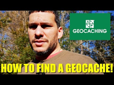 How To Find Your First Geocache!
