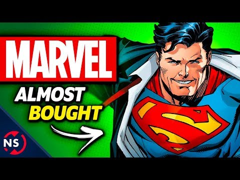 Marvel Almost Bought DC Comics?! || Comic Misconceptions || NerdSync