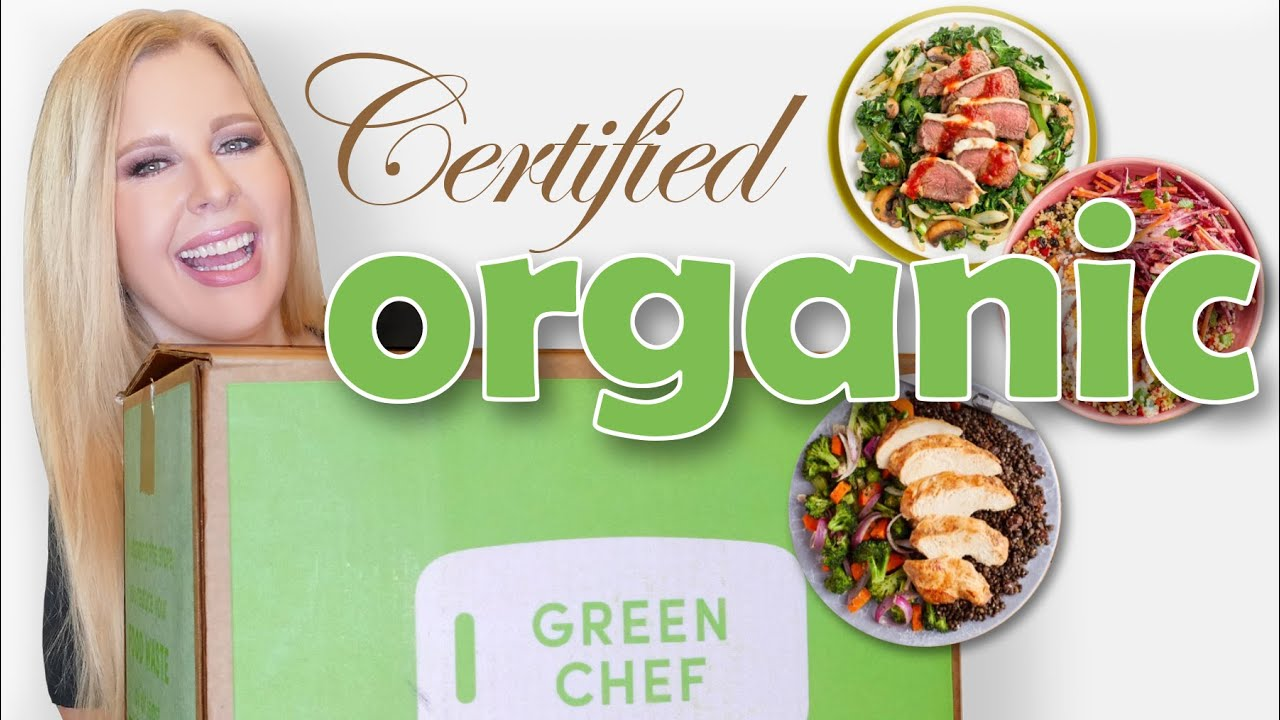 Green Chef | Balanced | Keto | Vegan | Review & Cooking