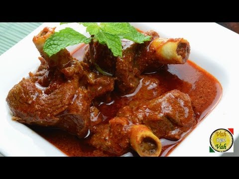 Mutton Rogan Josh - By Vahchef @ vahrehvah.com